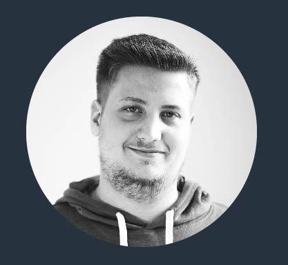 André, Software Developer