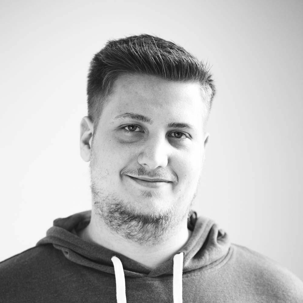 André, Software Entwickler