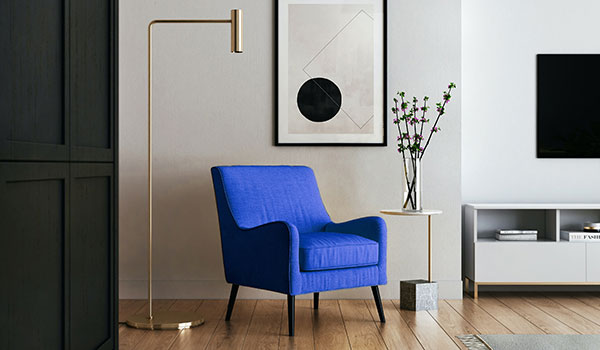 How to Play with Contrast in Your Interiors
