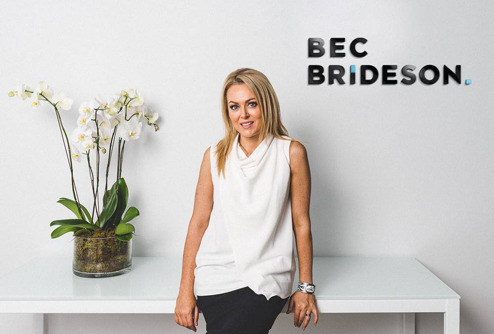 How Advertising Titan Bec Brideson is closing the gender feedback gap