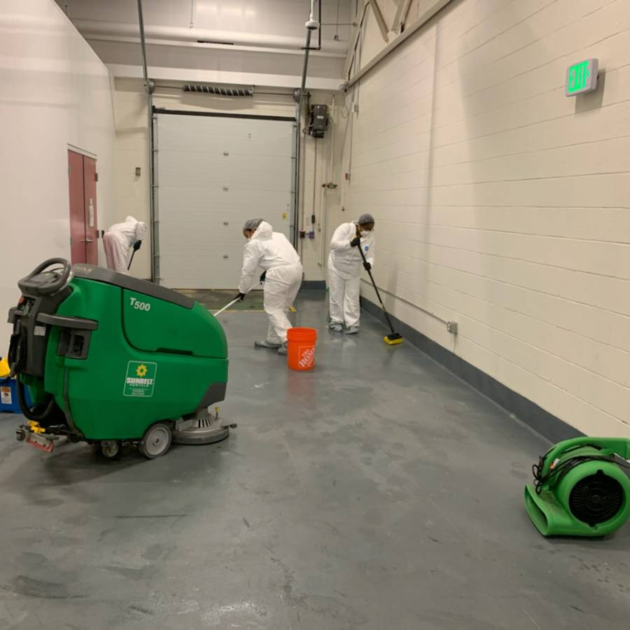 Construction Cleaning and Residential Services