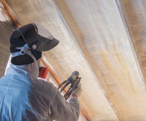 spray foam insulation in louisville ky