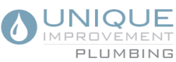 Unique Improvement Plumbing logo