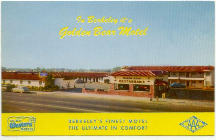 Golden Bear Motel