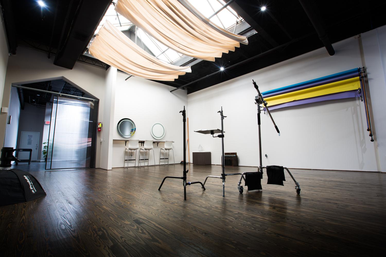 image of studio