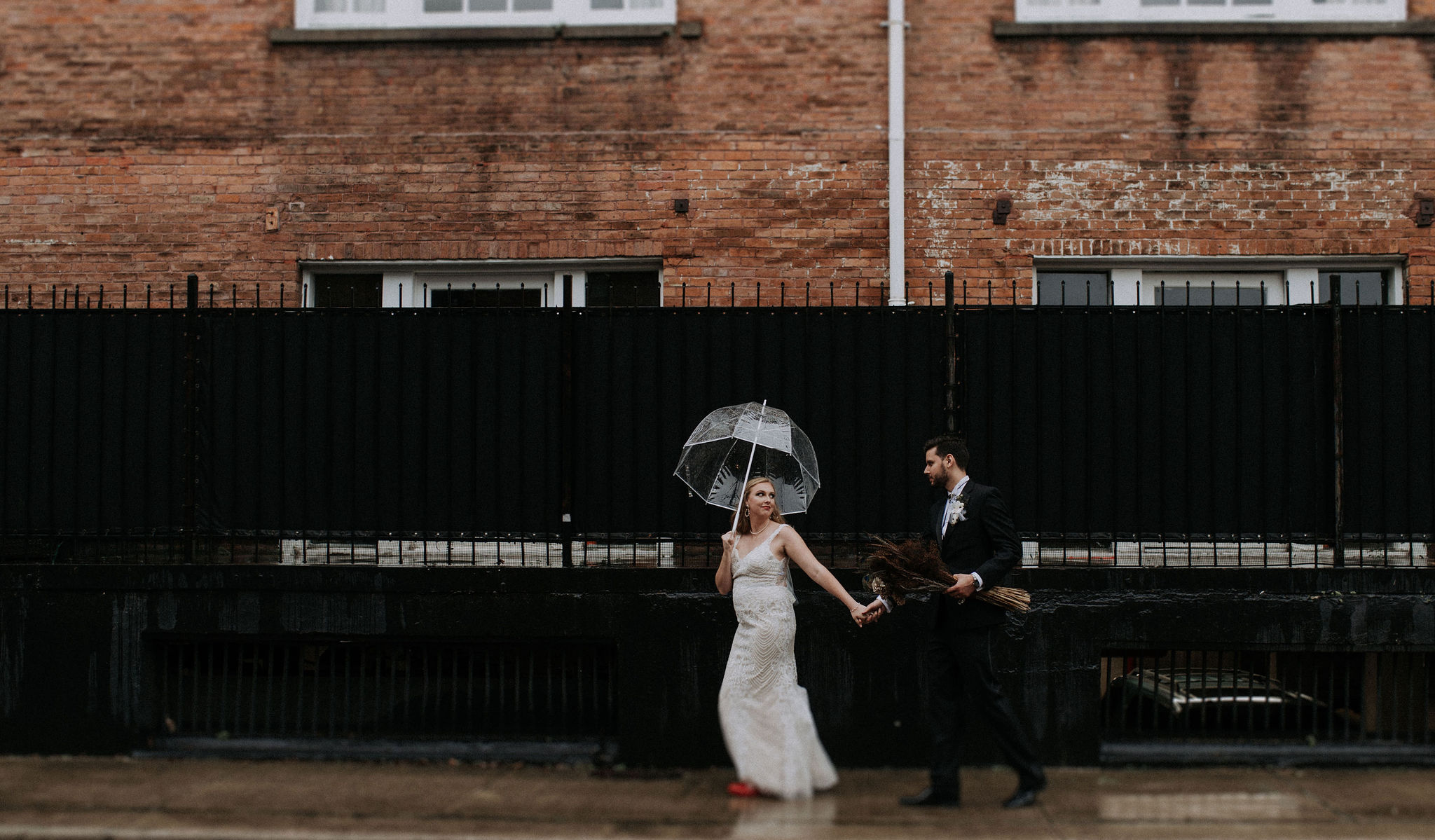 The Say Rain On Your Wedding Day Is Good Luck