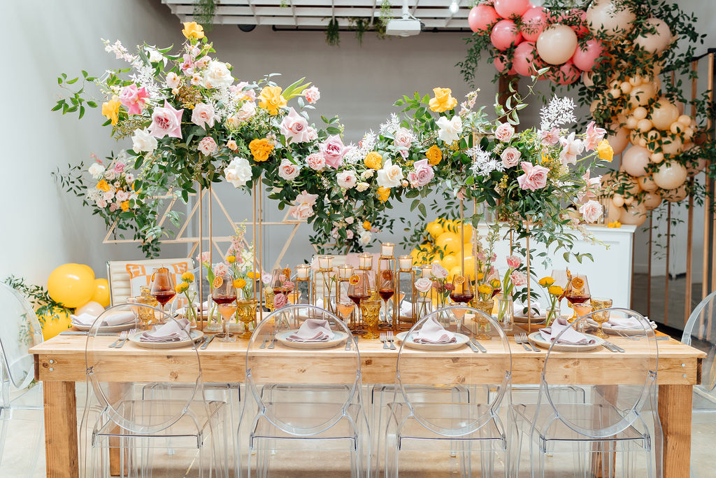 A Bridal Shower in Bloom