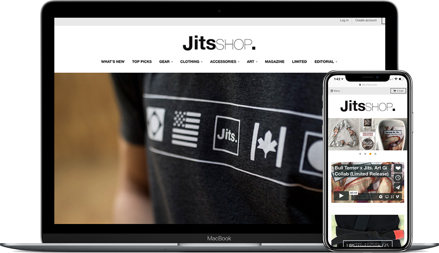 Jits Shop