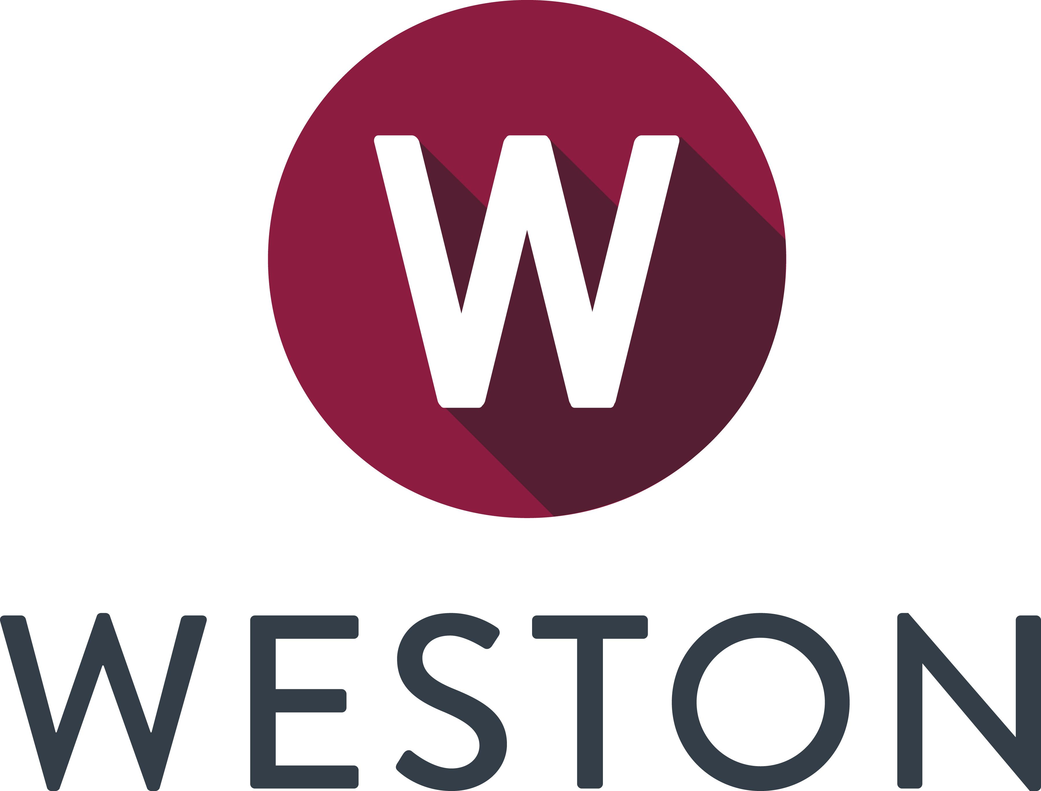 Weston Logo. Click to visit teamweston.com
