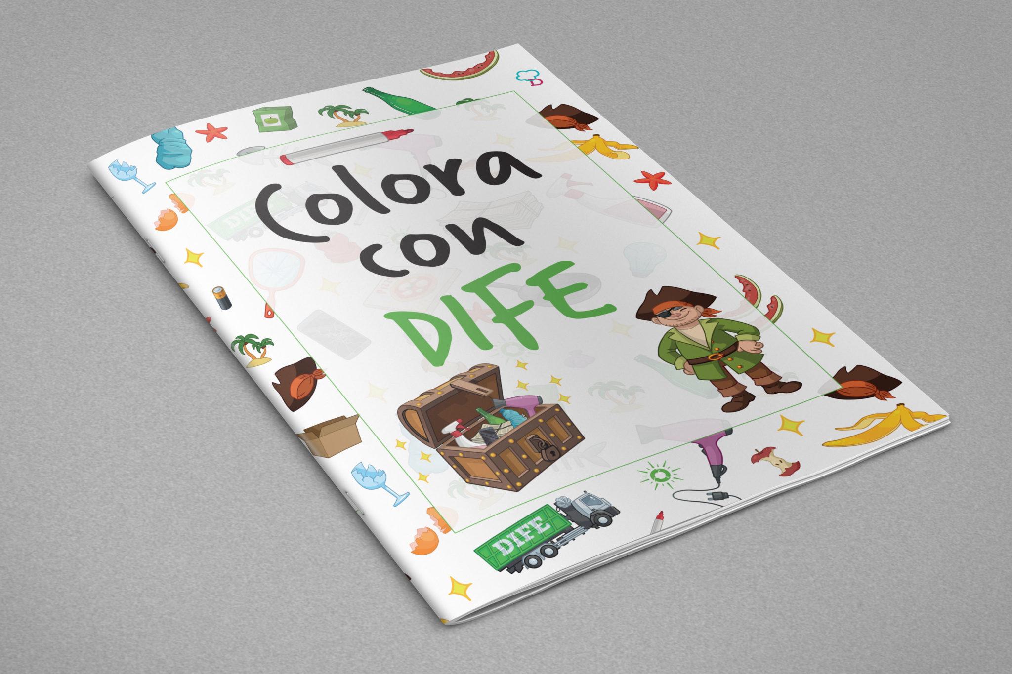 Colora con DIFE-DoDream Produzioni