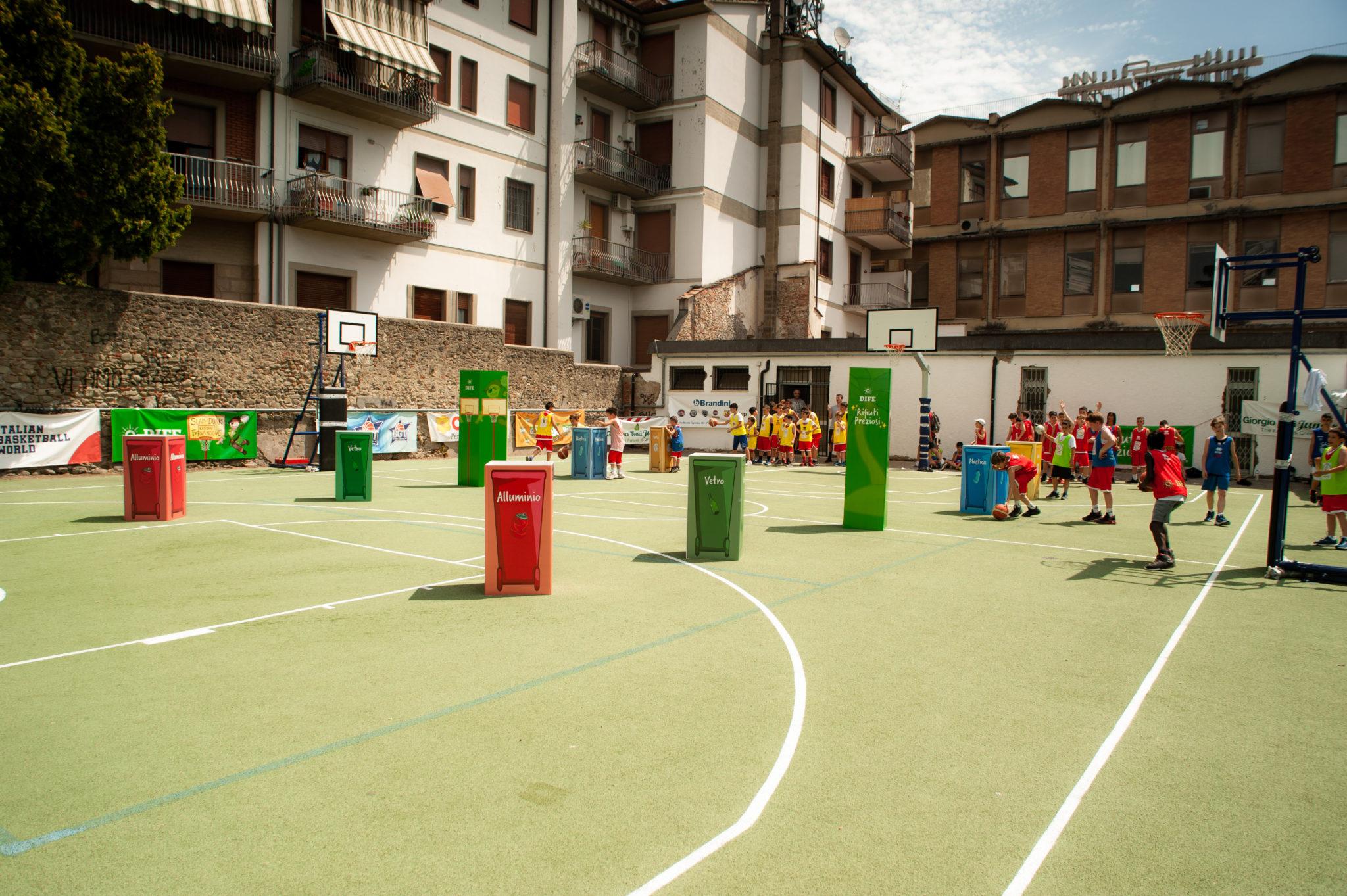 Rifiuti Preziosi - Pistoia City Camp