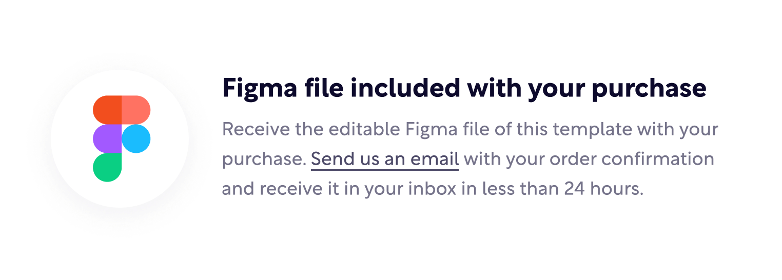 Webflow Template with Figma File included