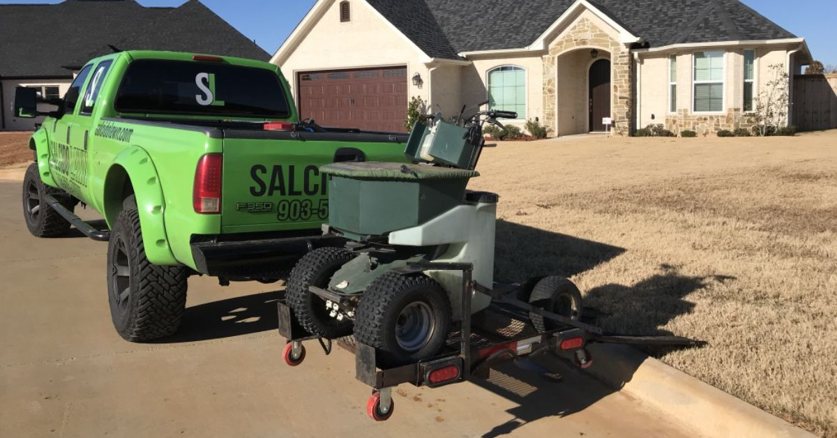 Lawn Fertilization Services In Tyler Texas