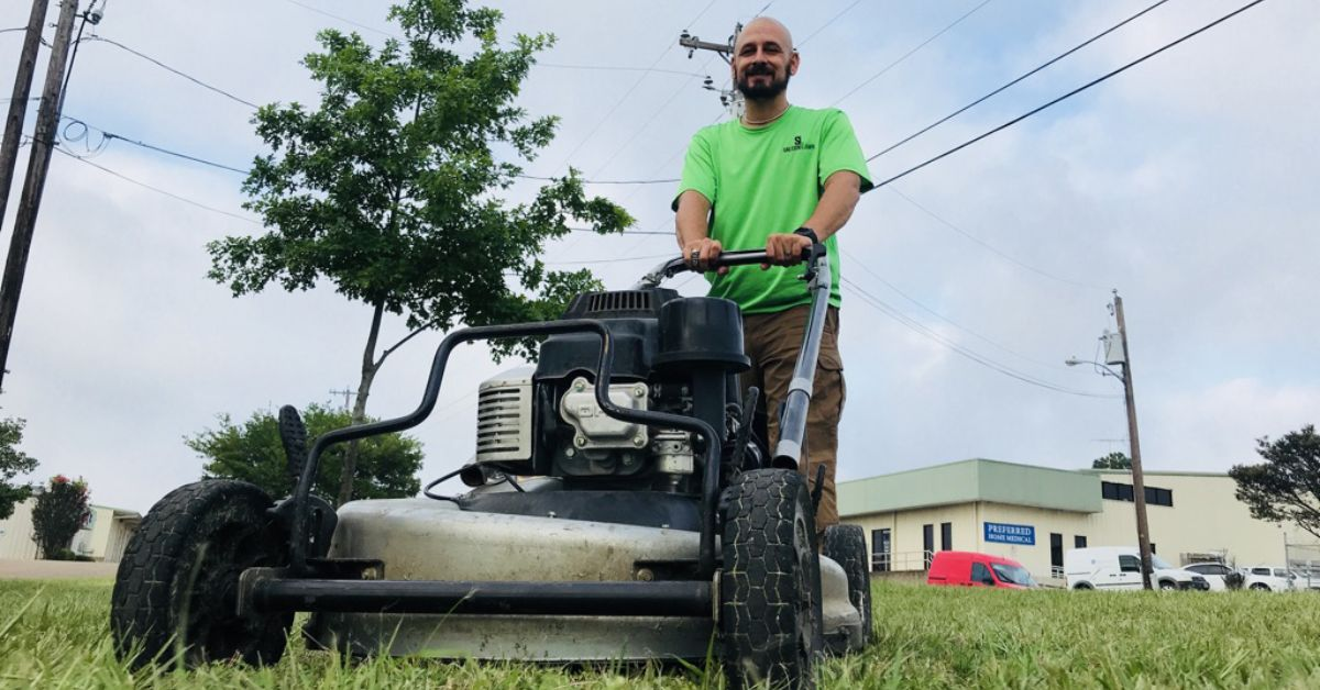 Tyler Tx Lawn Care Service