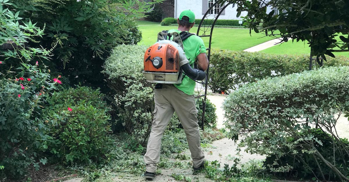 Tyler TX Landscape Maintenance