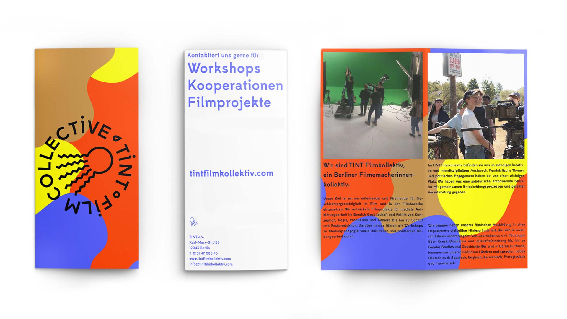 logo identity tint film collective julia boehme studio goof studiogoof juliaboehme