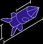 rocket picto