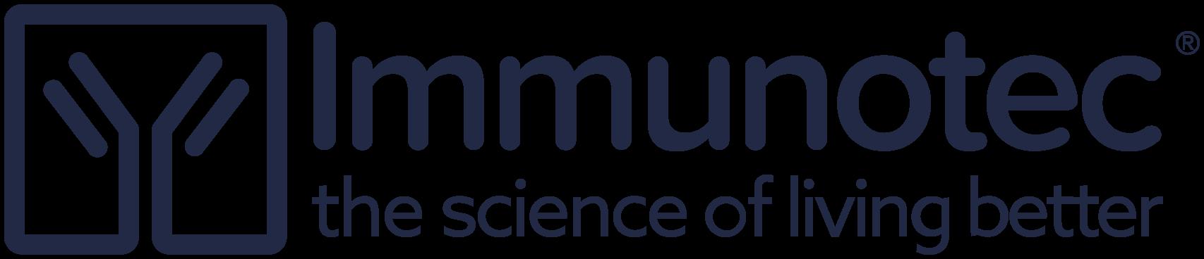 Logotipo de Immunotec