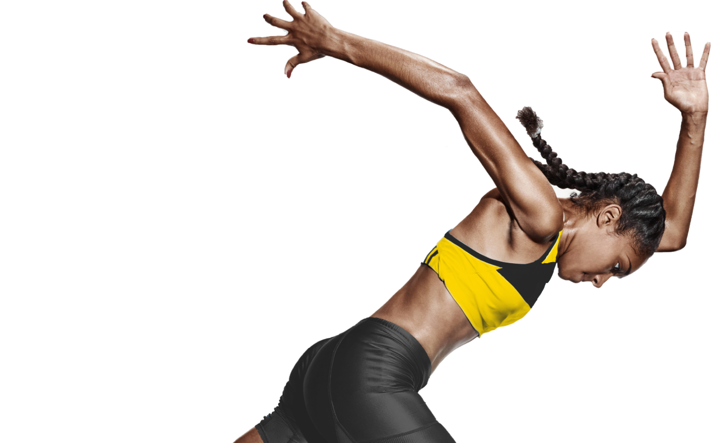 Female Sprinter icon