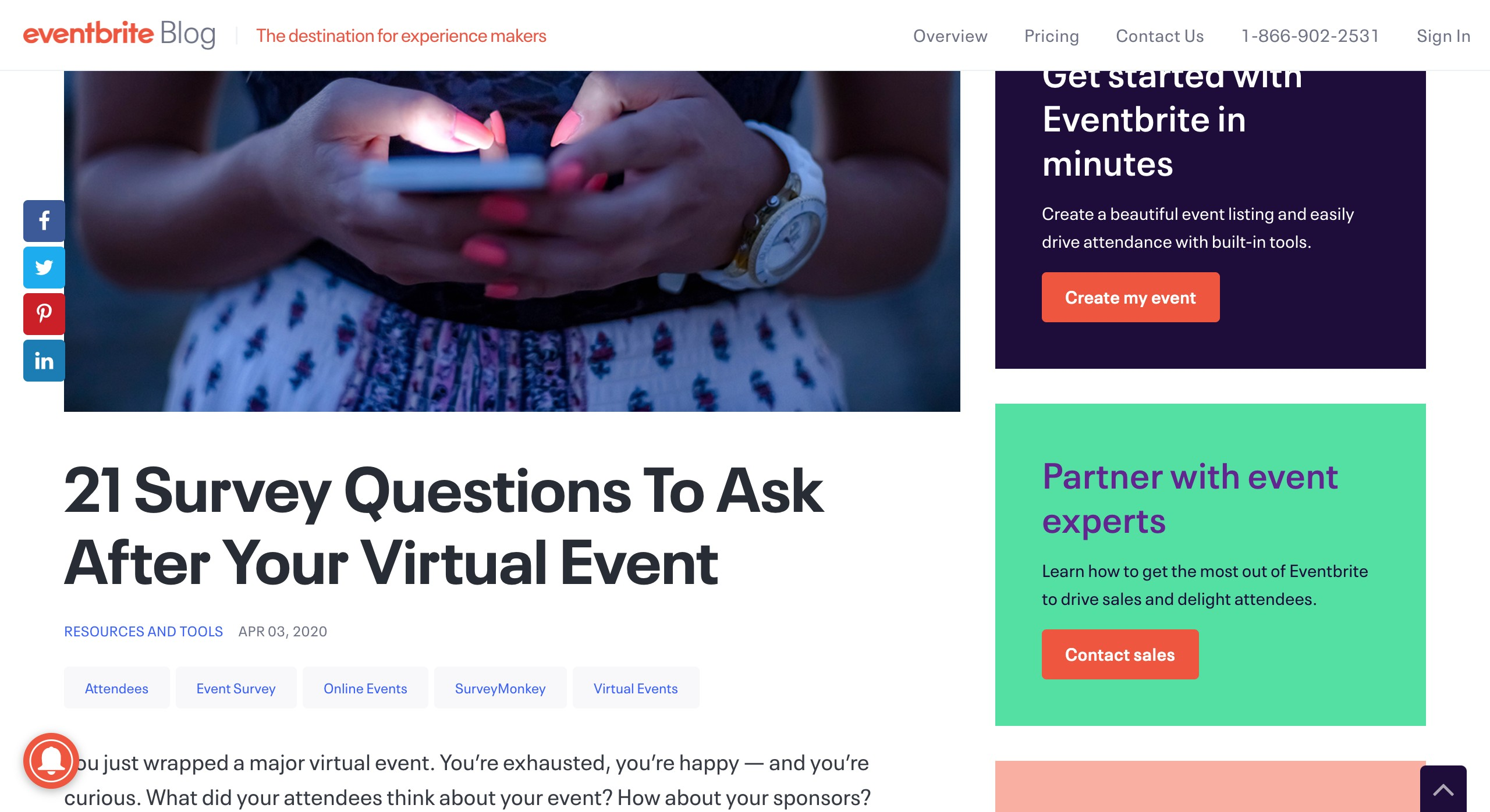 21 Survey Questions To Ask After Your Virtual Event