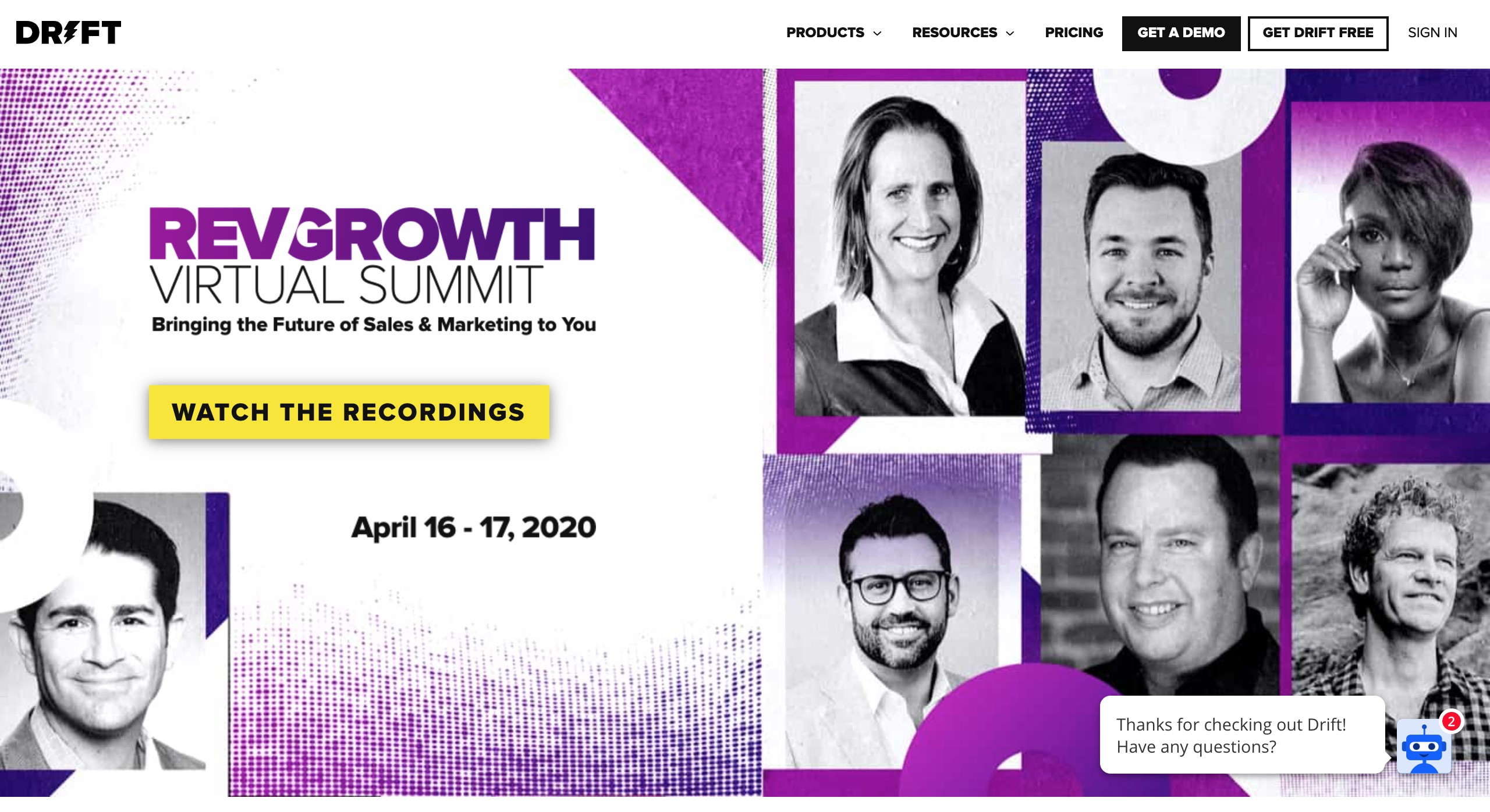 Drift | RevGrowth Virtual Summit