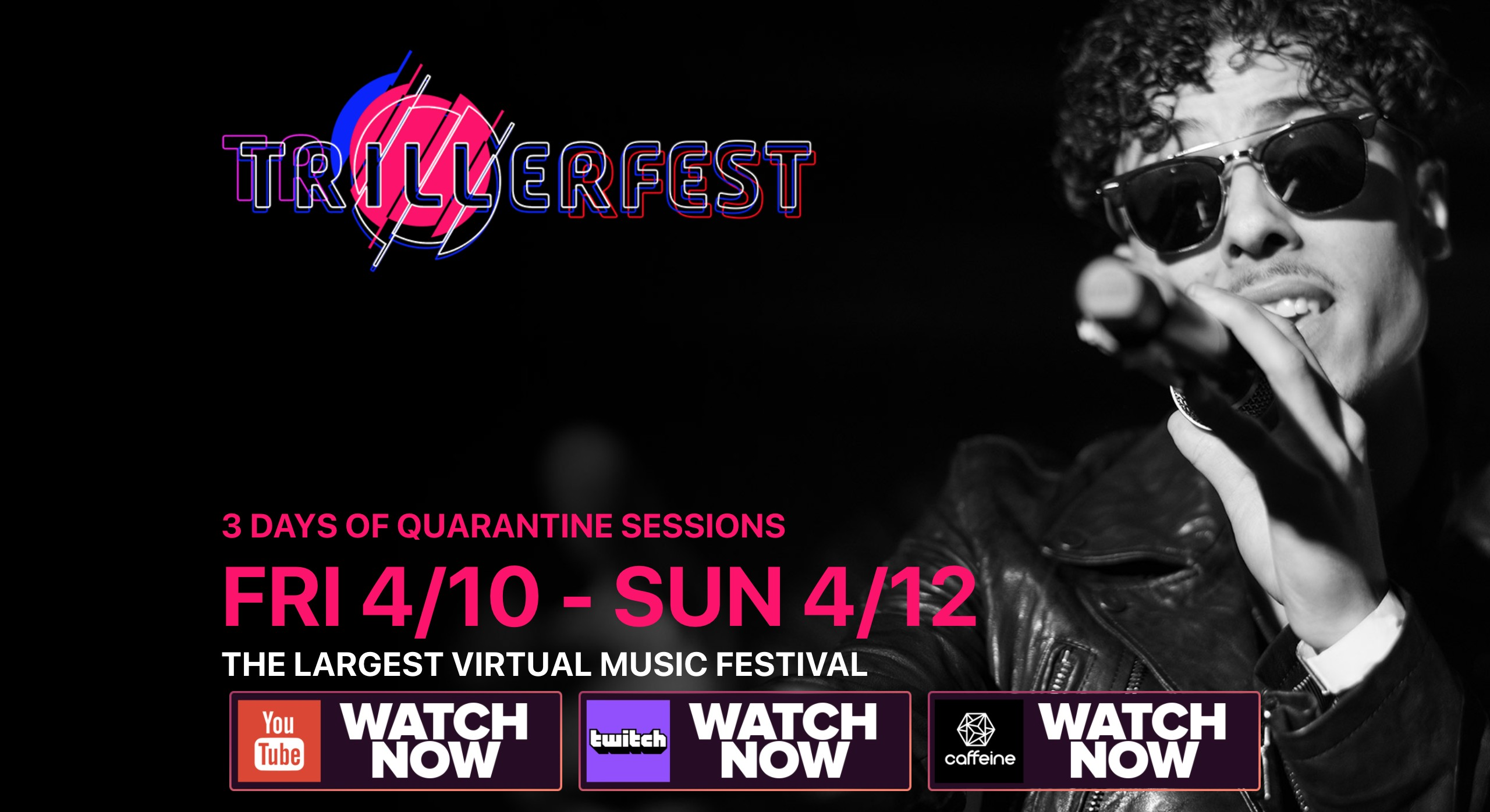 Trillerfest -  the largest virtual music festival