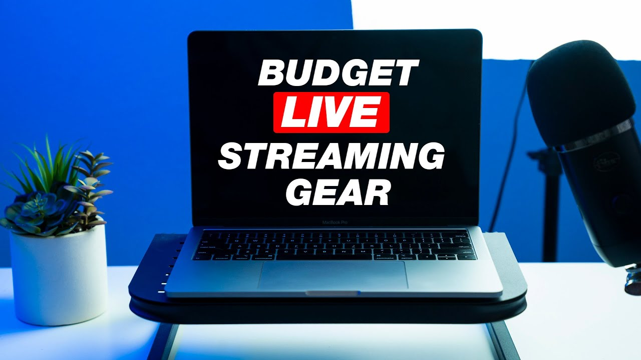 Easy Live Streaming Setup For Beginners - YouTube