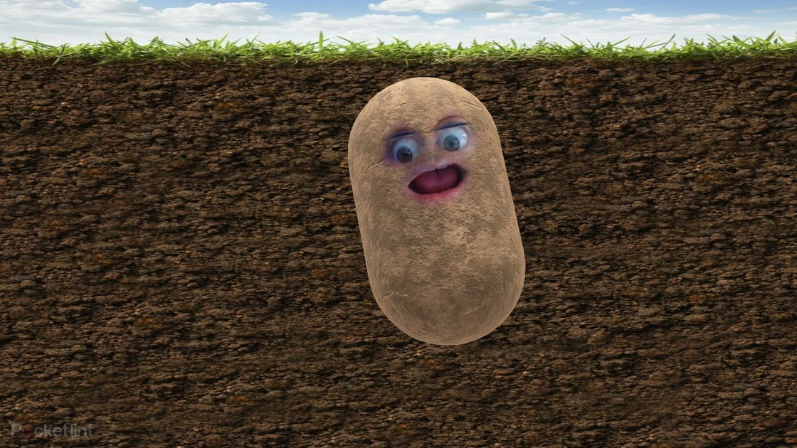 How to turn yourself into a potato (and other things) for Zoom