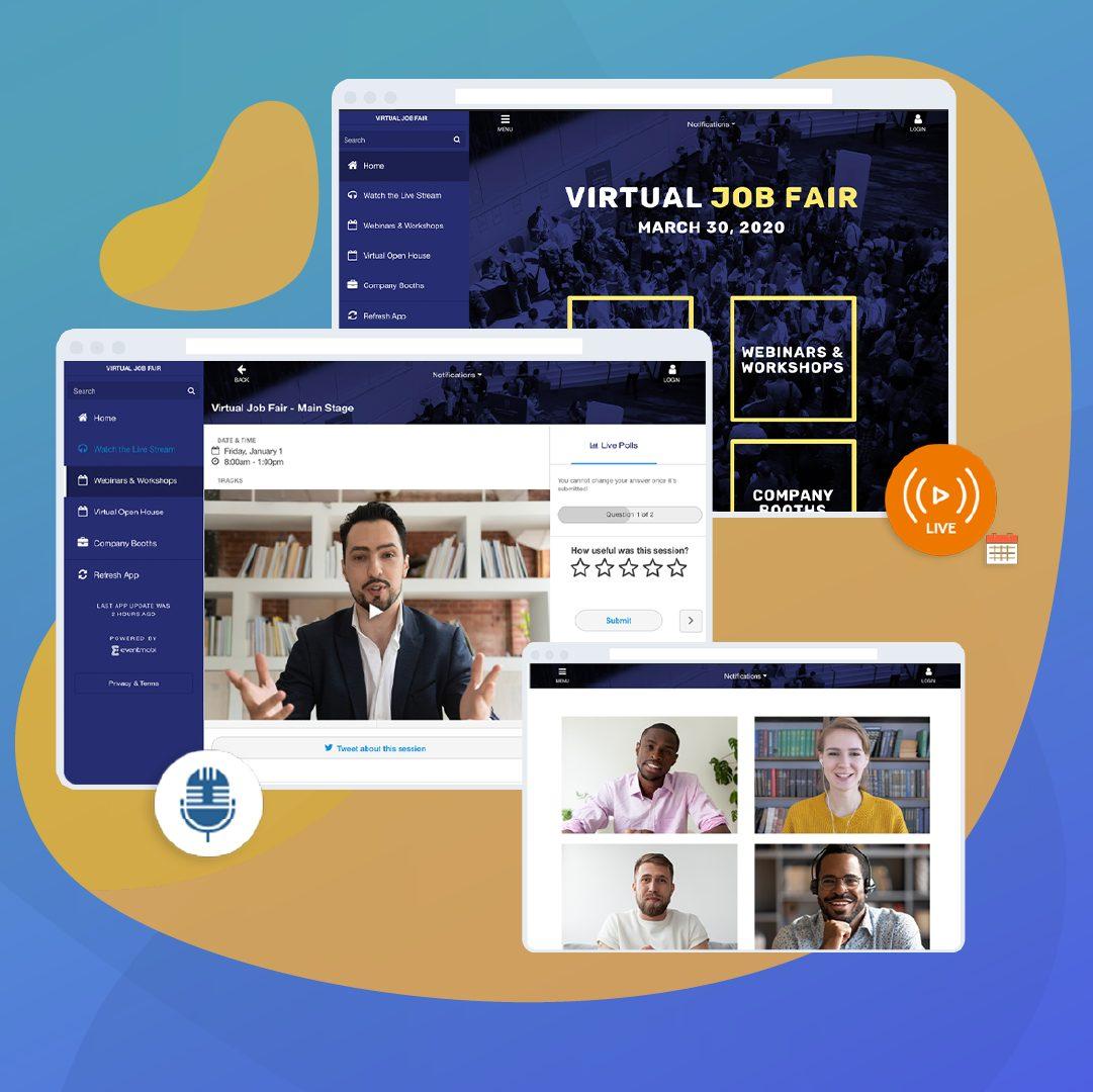 EventMobi | Virtual & Hybrid Conference Platform