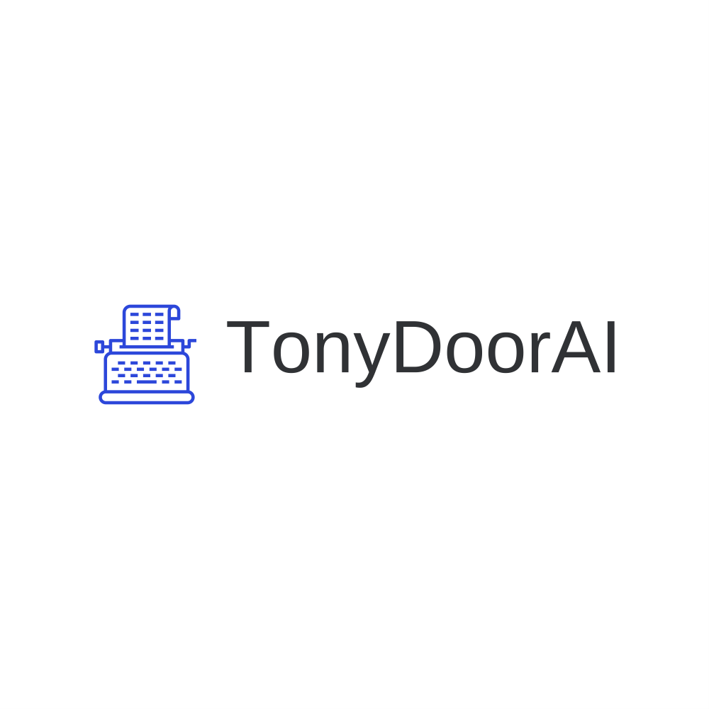 TonyDoorAI - Record, Transcribe and Summarize a meeting