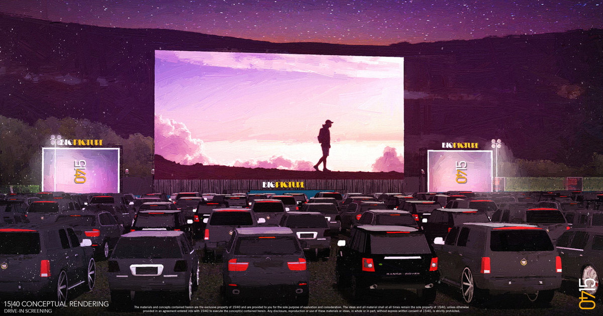 Are Drive-In Theaters the Future of Events? | BizBash