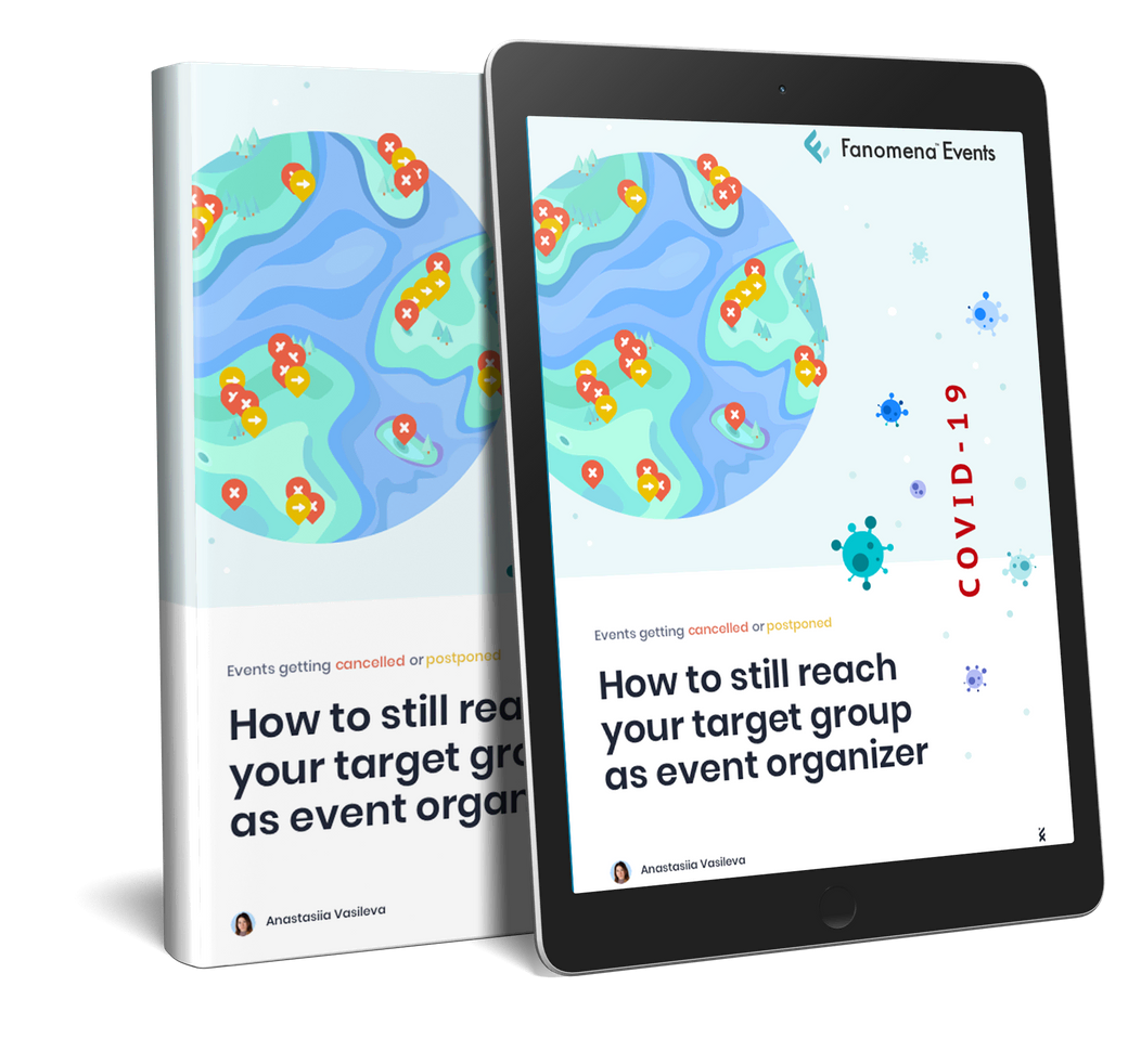 How to still reach your target group as event organizer