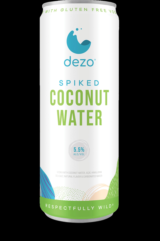 drink dezo coconut water