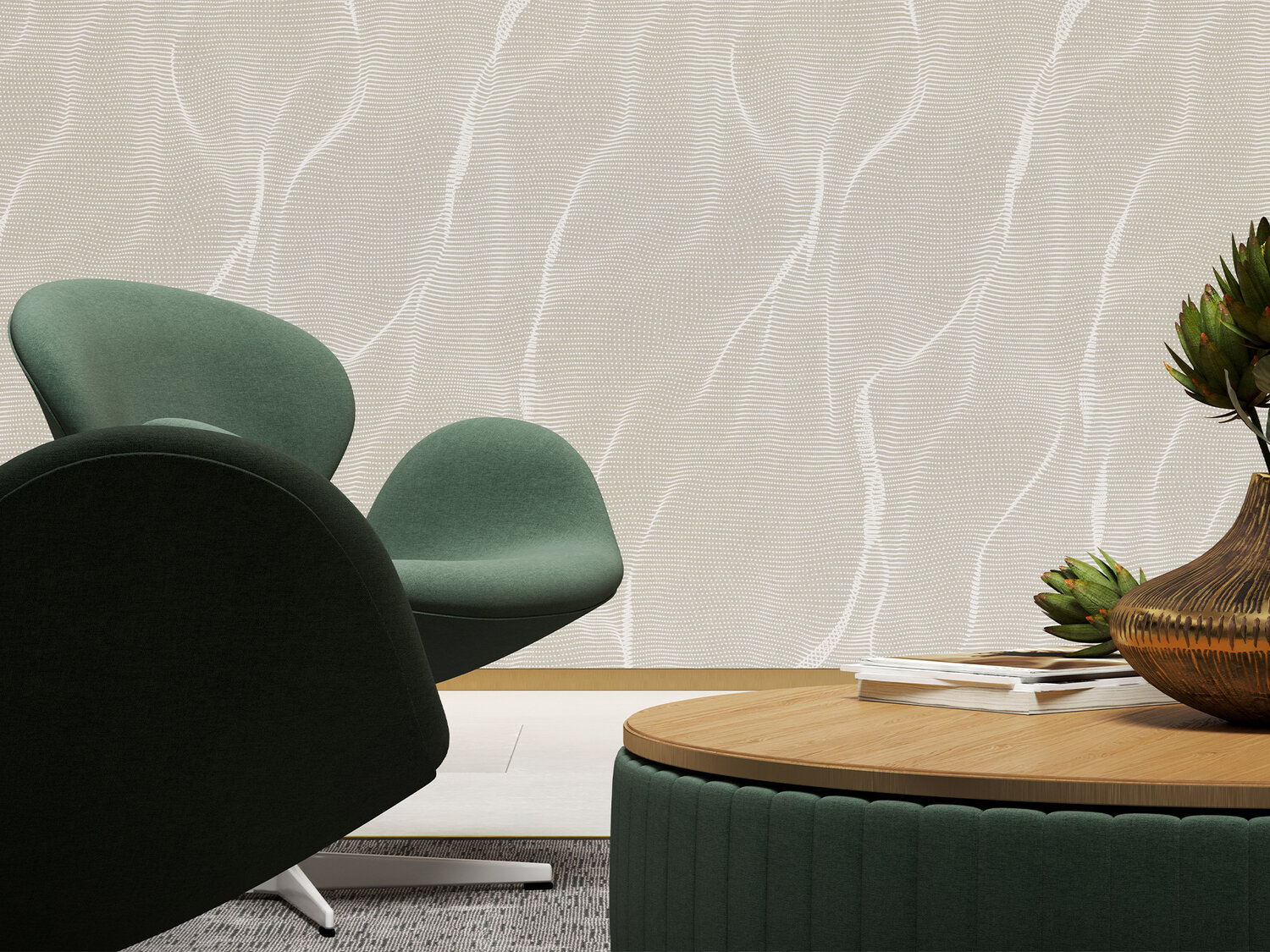 Surface Design Awards 2020 - Woven Image MUSE acoustic panels