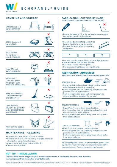 EchoPanel® installation guide