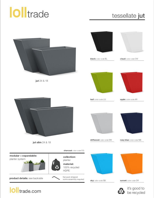 Loll Designs Tessellate cut sheet