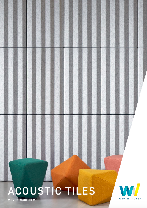 Echopanel Acoustic Tiles Brochure