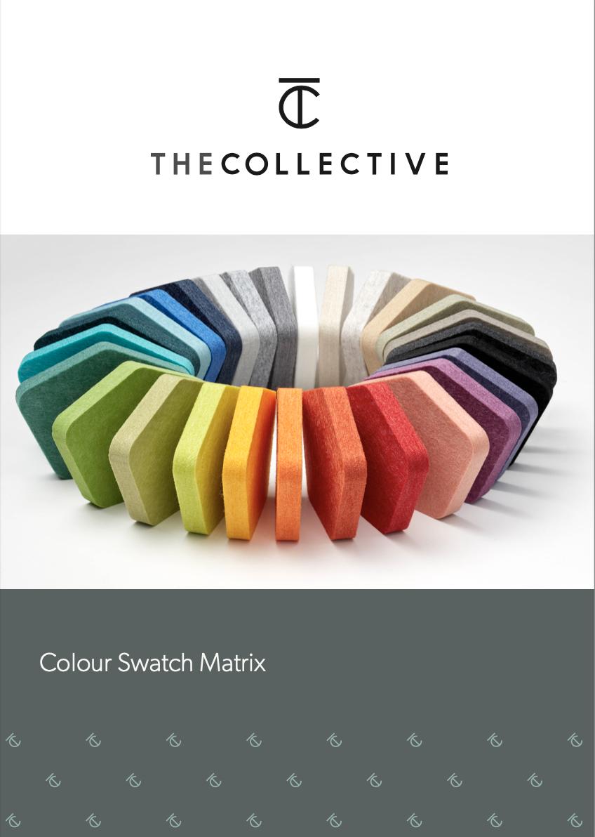 Colour Swatch Matrix brochure