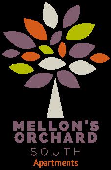 Mellon's Orchard Logo