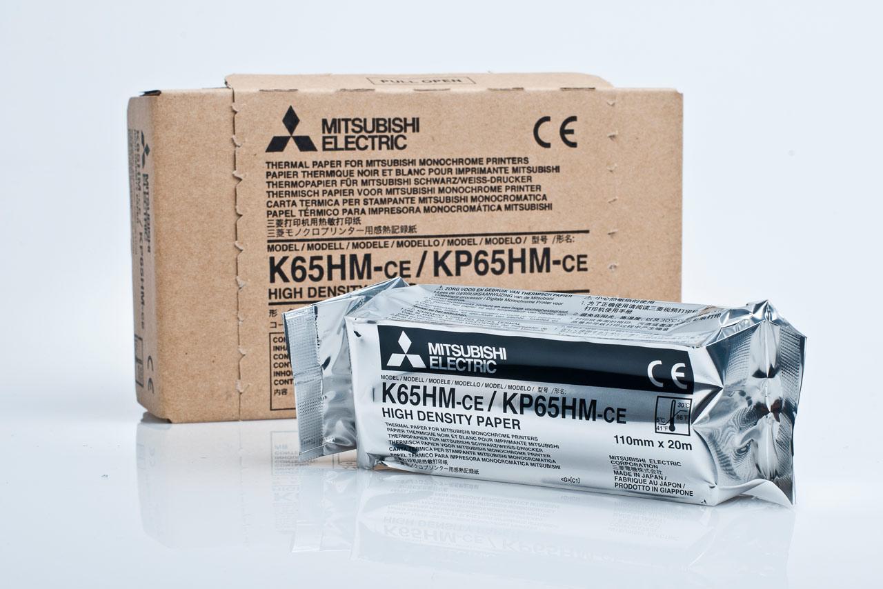 Videoprinterpapier K65HM