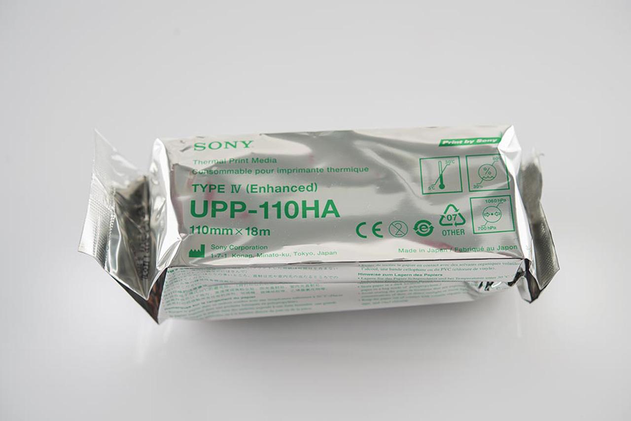 Videoprinterpapier UPP-110HA