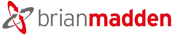 Brain madden logo
