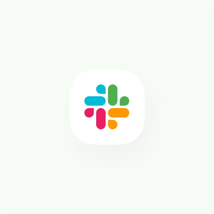Slack alerts for events
