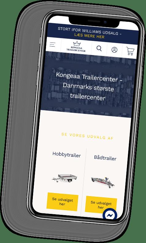 Kongeaa TralierCenter