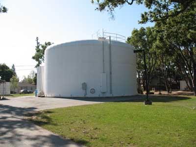 350,000 Gallon Tank