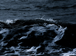 Issue #062 - Image of Rough, Dark Waves