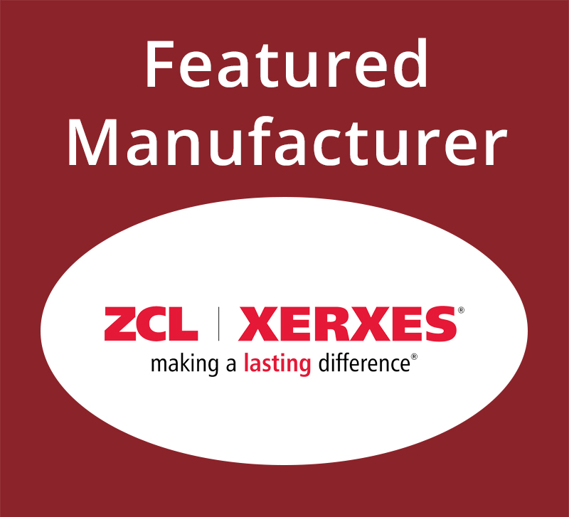 Featured Manufacturer ZCL | Xerxes Badge