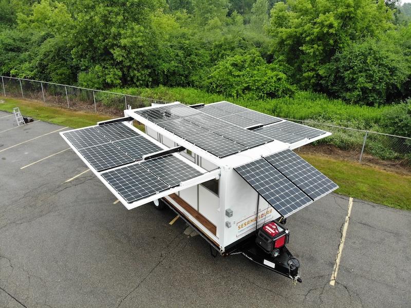 Sesame Solar Nanogrid Broadband Access White Paper