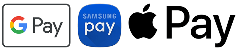 Link sable with google pay, samsung pay, apple pay