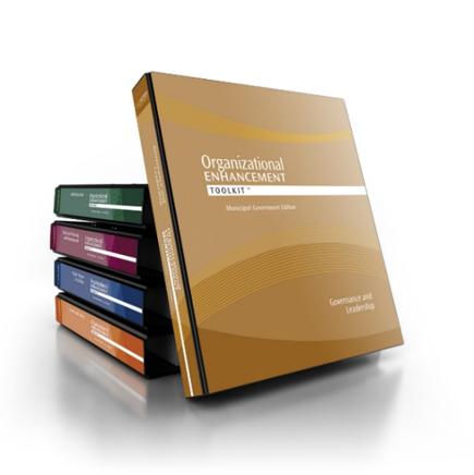 Organizational Enhancement Toolkit Folders - Graphic